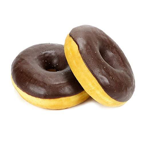 Vestakorn Donuts á 50g, 2x Donut mit Schokoladenglasur