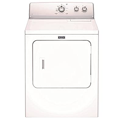 Maytag 3LMEDC315FW Large Capacity 10.5kg Commercial Vented Tumble Dryer in White