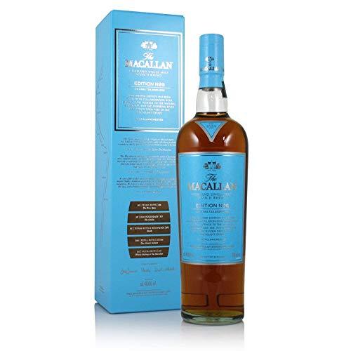 The Macallan EDITION N° 6 Highland Single Malt Scotch Whisky 48,6% Volume 0,7l in Geschenkbox Whisky