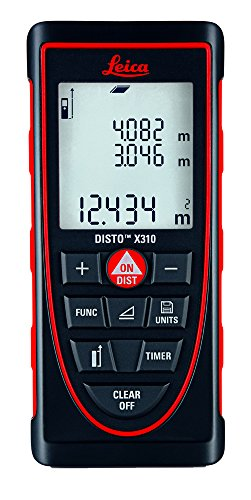 LEICA afstandsmeter DistoTM X310 IP65 0,05-120 m
