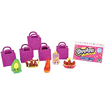 Shopkins Series 2 (Pack of 5)   Shopkin.Toys - Image 1