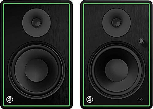 Mackie CR8-XBT - Par de monitor de estudio activo de 8 pulgadas, 160 W con Bluetooth