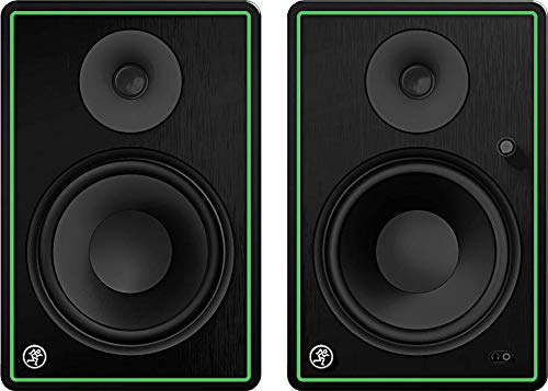 Great Price! Mackie CR Series Studio Monitor (CR8-XBT)