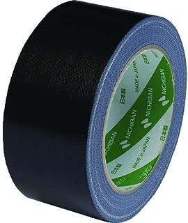 ニチバン 布粘着テープ121 クロ 1216-50