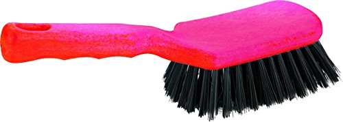 SONAX IntensivReinigungsBürste (1 Stück) strapazierfähige Borsten zur intensiven Bearbeitung verschmutzter Textilien | Art-Nr. 04917000