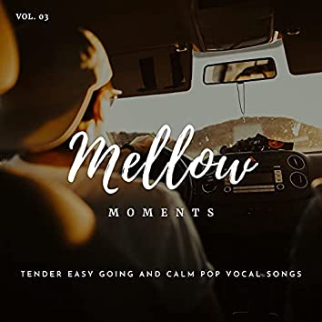Mellow Moments - Tender Easy Going And Calm Pop Vocal Songs, Vol. 03