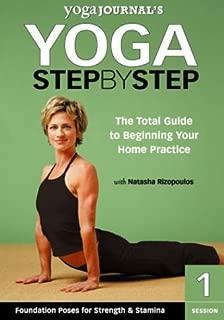 Yoga Journal Session 1 [DVD] [Import]