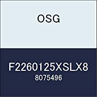 OSG カッター F2260125XSLX8 商品番号 8075496