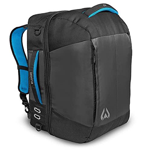 WildHorn Outfitters Brimhall Ski Boot Bag - US Ski Team Official Supplier- Premium Durable Travel...