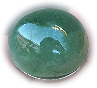 47.94ct Natural Cabochon Green Sapphire Madagascar #B