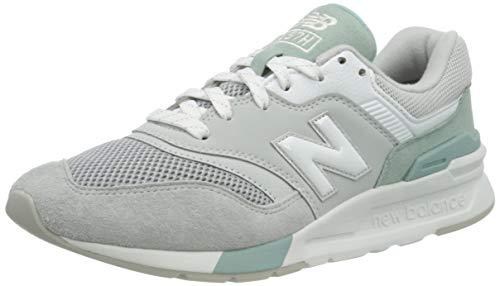 New Balance 997H', Zapatillas para Mujer, Visón Plateado, 39 EU