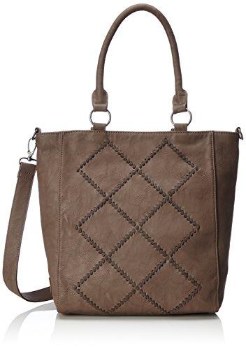 Fritzi aus Preussen Damen Karolina Business Tasche, Beige (Rosewood), 12x32x38 cm