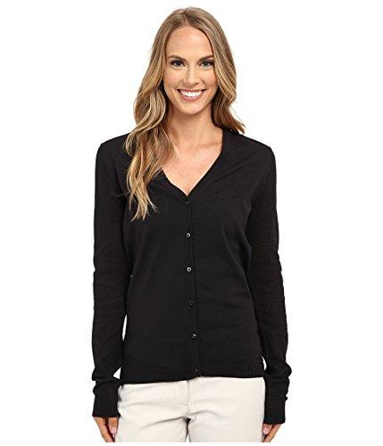 Nike Golf Damen Jacke Cardigan S schwarz/grau