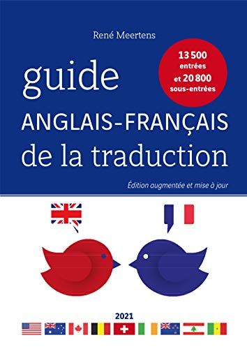 Guide anglais-français de la traduction 2021