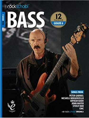 Rockschool Bass Grade 6 (2018)