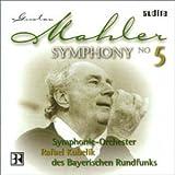 マーラー:交響曲第5番 - バイエルン放送交響楽団, マーラー, クーベリック(ラファエル), バイエルン放送交響楽団