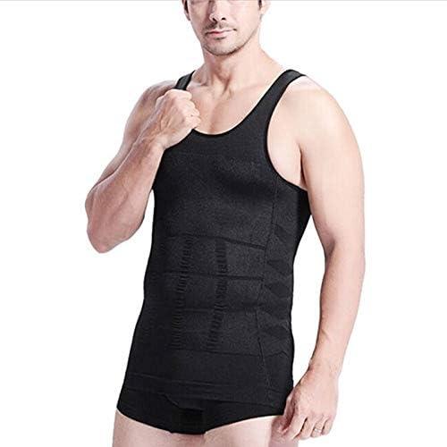 Jiangym Clothing Ranking TOP8 Beauty Men Overseas parallel import regular item Slimming Vest Shaper Body Underwea