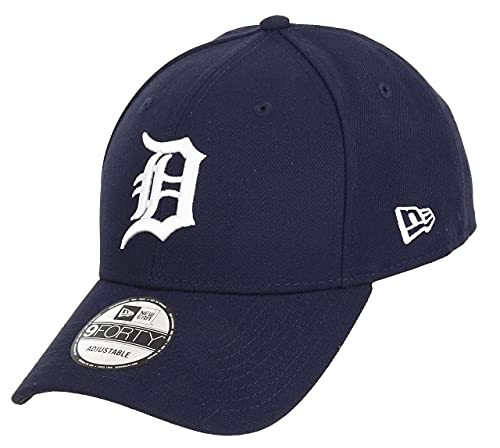 MLB The League Detroit Tigers Home 9Forty Adjustable Cap