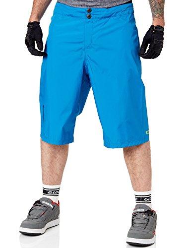 Ion Splatter Fahrrad Short Regenhose kurz blau 2017: Größe: L (34)