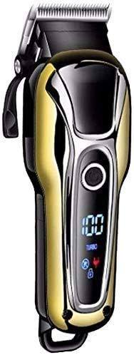 Tondeuse à cheveux sans fil, la magie de la batterie professionnelle # 8148 Grand pour le clip barbiers et coiffeurs, moustache professionnelle Nécessaire de coiffeur