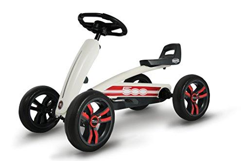 Berg Toys 24.30.10.00 GoKart Buzzy FIAT 500 Kinderfahrzeug, 2-5 Jahre