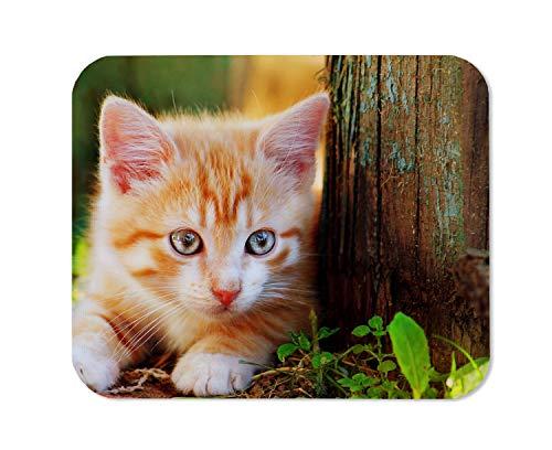 Alfombrilla ratón Yeuss pure cat rectangular alfombrilla
