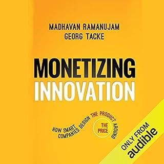 Monetizing Innovation audiobook cover art