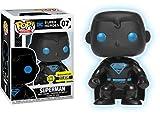 Figura Pop DC Comics Justice League Superman Silhouette Exclusive