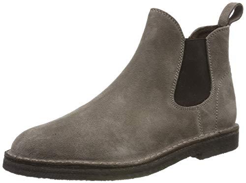lumberjack Herren Beat Chelsea Boots, Beige (Taupe Cn002), 44 EU