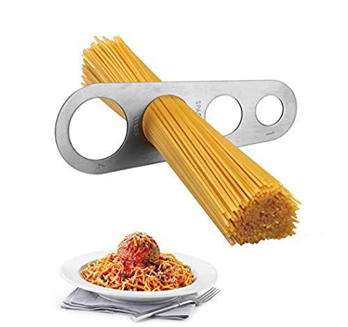 Cuill/ère /à p/âtes pour cuisine Vert Spaghetti Fourchette /à spaghetti Pelle /à p/âtes en acier inoxydable