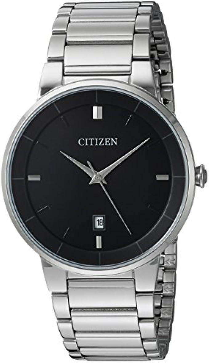 Citizen Men's Stainless Steel Bracelet Watch