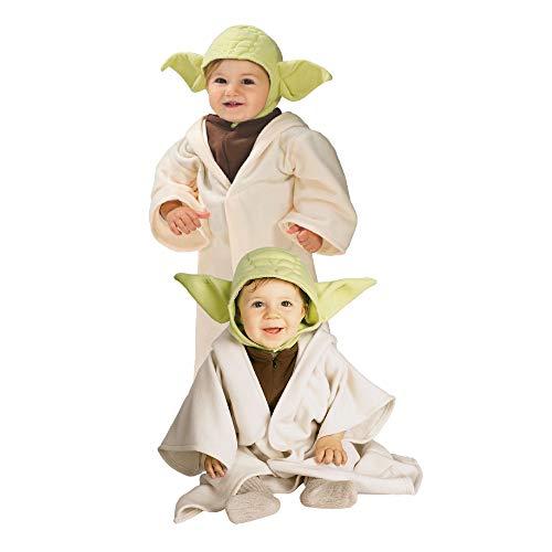 Rubies Officielle pour Enfant Disney Star Wars pour Enfant de Yoda – pour Enfant