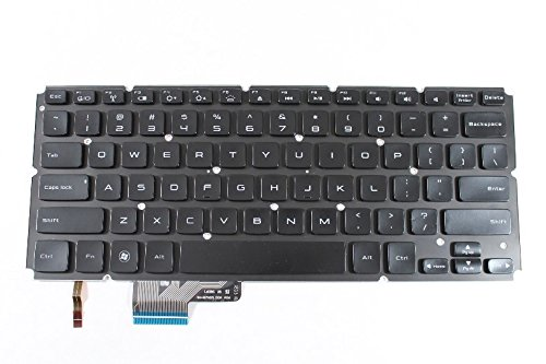 New Genuine Dell XPS 14 L421x Backlit Keyboard...