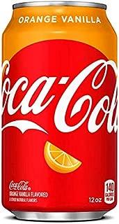 orange vanilla coke