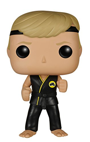 Funko - Figurita Karate Kid - Johnny Lawrence Pop 10cm - 0849803055363
