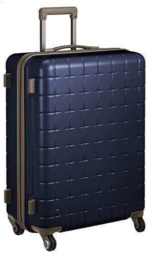 [プロテカ] スーツケース 日本製 360T キャスターストッパー付 保証付 63L 60 cm 3.9kg コズミックネイビー
