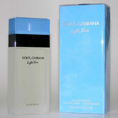 D G Dolce & Gabbana Light Blue Eau De Toilette Vapo 100 ml