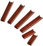 Petrus 23600, Grapas 23/6-200, Hasta 20 hojas, 6 mm, 1 caja de 1000 grapas