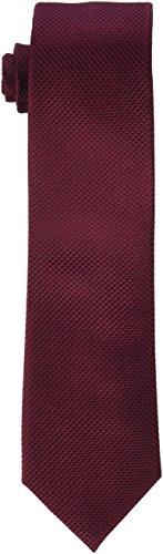 JACK & JONES PREMIUM Jaccolombia Tie Noos Corbata, Marrón (Fudge Detail:solid), Talla única para Hombre