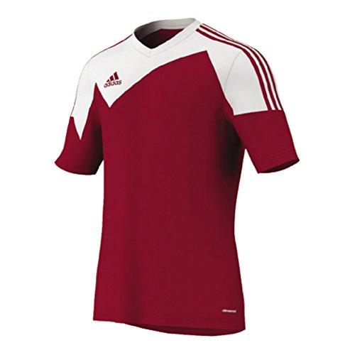 Adidas TOQUE 13Herren Fußball Jersey, rot / weiß