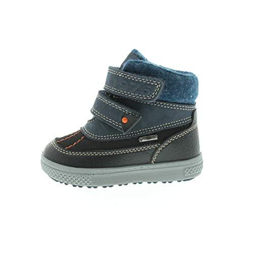 Primigi 7078200 Chaussures pour bébé Sandale Avio - Multicolore - bleu/noir, 20 EU