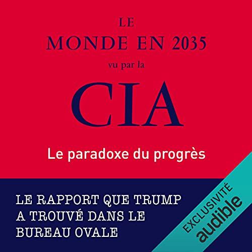 Page de couverture de Le monde en 2035 vu par la CIA