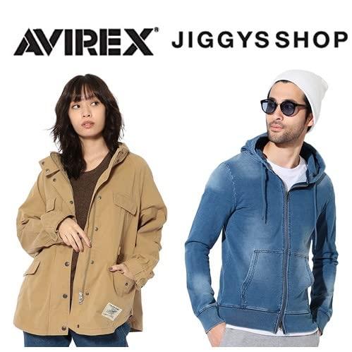 AVIREX、JIGGYS SHOPなど人気ブランドがお買い得; セール価格: ¥1,800 - ¥88,800