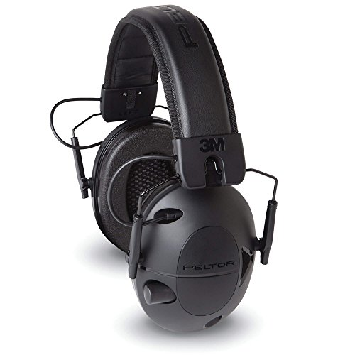 Peltor Sport Tactical 100 Electronic Hearing Protector, Ear Protection, NRR 22 dB, Ideal for...