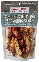Red Fork Garlic Roasted Potato Seasoning Sauce (Pack of 3)