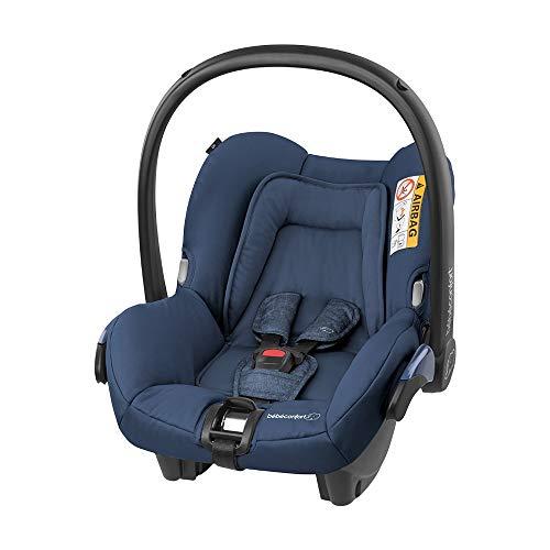 Bébé Confort Seggiolino Auto Citi Ovetto Neonato 0-13 Kg, Nomad Blue