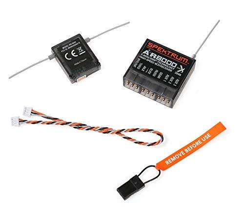 LICHIFIT Spektrum AR8000 8CH DSM2 DSMX Schnelle Geschwindigkeit RC Empfänger für DX7 DX8 DX9 DX18