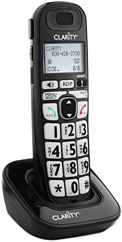 Clarity 52703 000 D703HS Moderate Hearing Loss Digital Cordless Additional Phone Handset product image