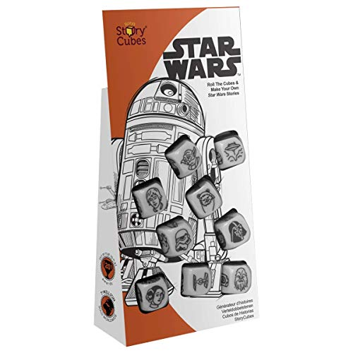 Zygomatic Rory#039s Story Cubes: Star Wars SWSC2