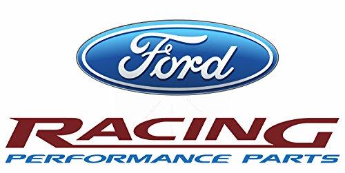 15cm! 2Stück! Wetterfest Made IN Germany kompatibel für:Ford-Racing-Performance-Parts AE14-UV&Waschanlagenfest-Auto-Sticker Decal Profi Qualität farbig Digital-Schnitt!